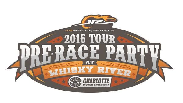 Jr motorsports for Charlotte motor speedway tours