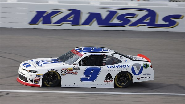 Race 30 of 33: Kansas Lottery 300 at Kansas Speedway Track Specs: 1.5-mile tri-oval / 200 laps. Weather: Cloudy; 76 degrees. Race Winner: Christopher Bell